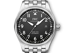 IWC パイロットウォッチ マーク18 SSブレス IW327011