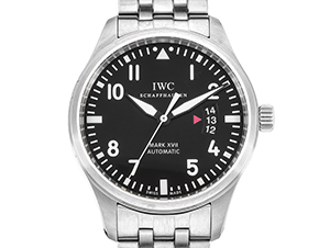 IWC パイロットウォッチ マーク17 SSブレス IW326504