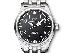 IWC パイロットウォッチ マーク16 SSブレス IW325504