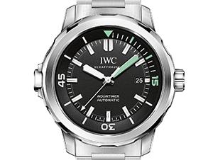 IWC アクアタイマー オートマチック SSブレス IW329002