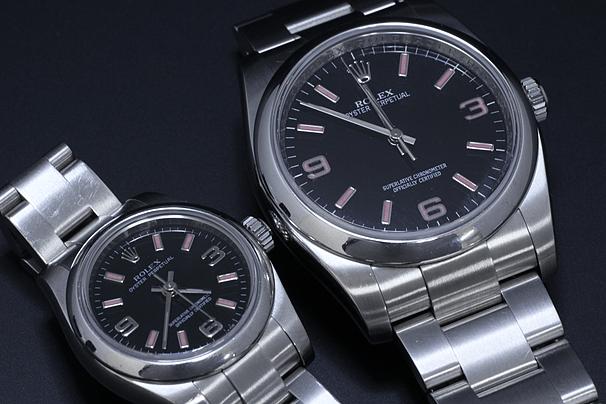 ロレックス 116000 & 176200