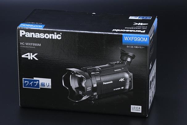 パナソニック HC-WXF990M ビデオカメラ