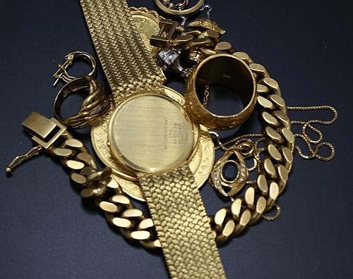 【貴金属買取】金プラチナ製の地金、時計、メダルなど