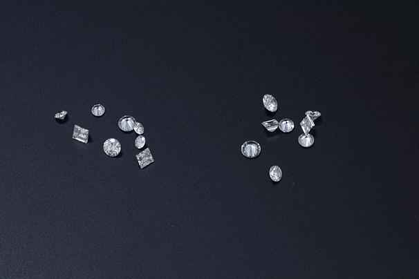 ルース メレダイヤモンド
