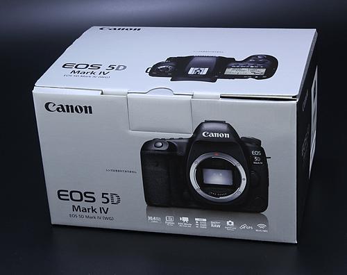 【カメラ買取 つくば市】CANON EOS 5D Mark IV 買取