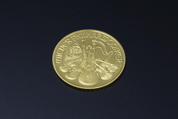 純金ウィーン金貨1オンス