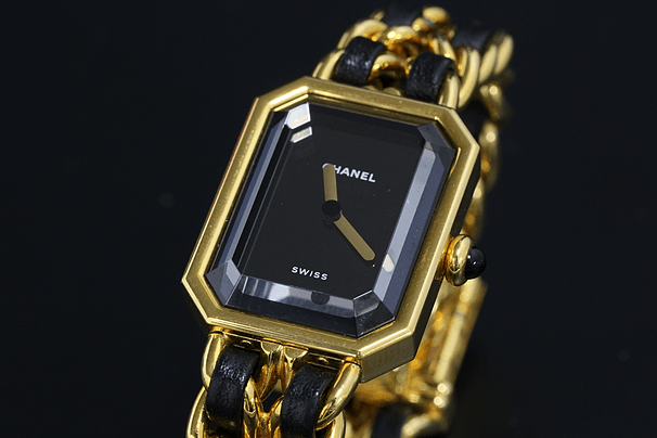 CHANEL プルミエール H0001 腕時計