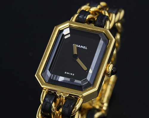 【シャネル買取 つくば市】CHANEL プルミエール H0001 腕時計