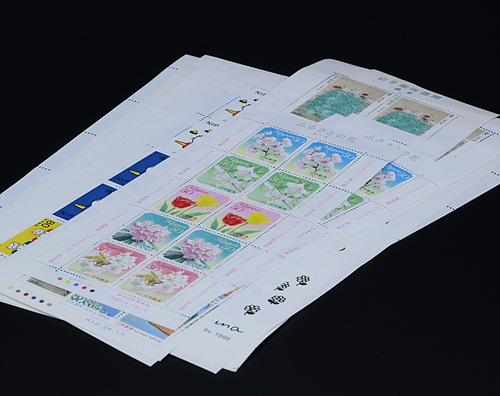 【切手買取】記念切手シート買取(牛久市)50円、80円など