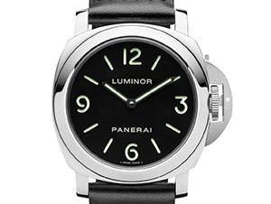 パネライ ルミノール ベース 44mm PAM00112