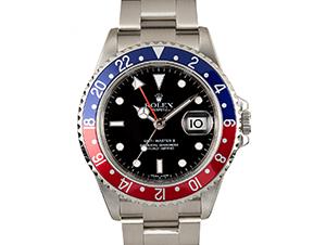 ロレックス GMTマスター2 赤青 16710