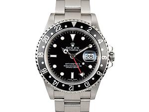 ロレックス GMTマスター2 黒 16710