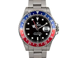ロレックス GMTマスター 赤青 16700
