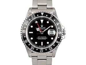 ロレックス GMTマスター 黒 16700
