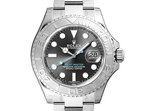 ロレックス ヨットマスター40 ダークロジウム 126622