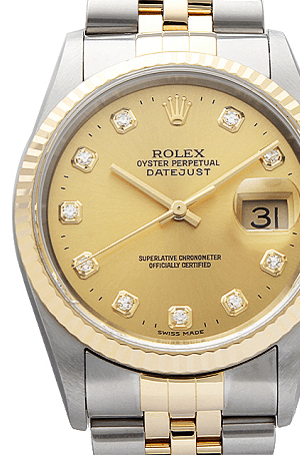 ロレックス買取例(16233G)