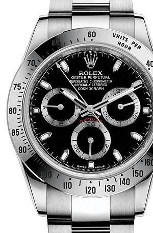 ロレックス買取例(116520 黒)